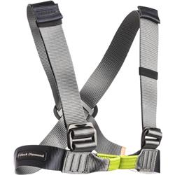 Black Diamond Vario Chest Harness-Black