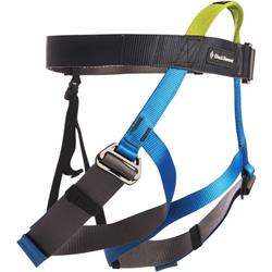 Black Diamond Vario Speed Harness-Kingfisher