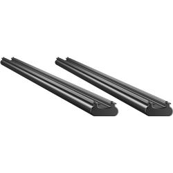 Thule TracRac SR Base Rail SDS (Super Duty shortbed)-Black