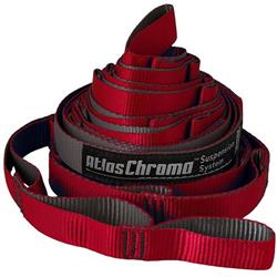 Eno Atlas Chroma-Red / Charcoal