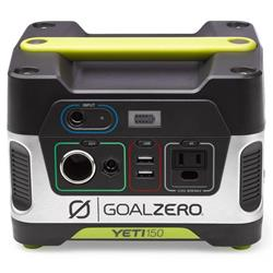 Goal Zero Yeti 150 (110V) - Portable Power Station-Not Applicable