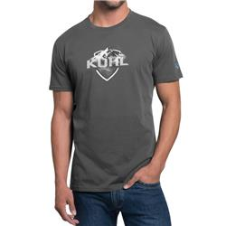 Kuhl Born in the Mountains Tee - Tapered - Mens-Carbon