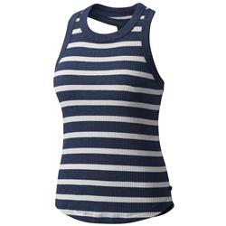 Mountain Hardwear Lookout Tank - Womens-Heather Zinc
