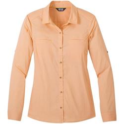 Outdoor Research Rumi LS Shirt - Womens-Maize