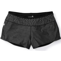 Smartwool PhD Printed Short - Womens-Black