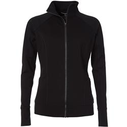 Royal Robbins Geneva Ponte Jacket - Womens-Jet Black
