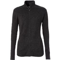 Royal Robbins Highlands Cardi - Womens-Charcoal