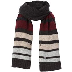 Royal Robbins Highlands Travel Scarf - Womens-Charcoal