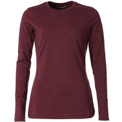 Royal Robbins Long Distance LS - Womens-Beet