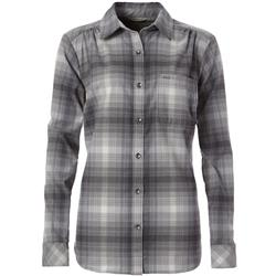 Royal Robbins Merinolux Flannel LS - Womens-Light Pewter