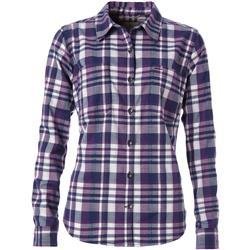 Royal Robbins Thermotech Flannel - Womens-Blue Depths