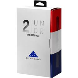 2Undr Folds of Honor - Tri Pack - Mens-Folds of Honor