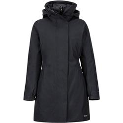Marmot West Side Comp Jacket - Womens-Black