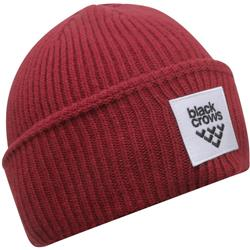 Black Crows Mori Beanie-Burgundy