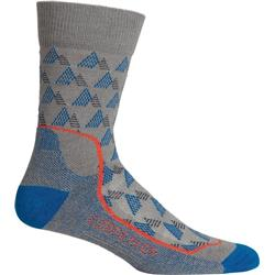 Hike+ Crew Merino Socks - Light Cushion - Elevation - Mens