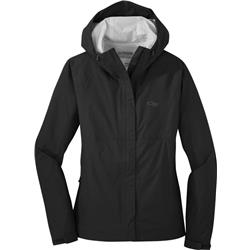 Outdoor Research Apollo Jacket - Womens-Black