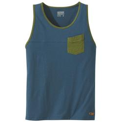 Outdoor Research Axis Tank - Mens-Peacock