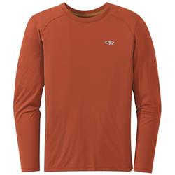 Outdoor Research Deception LS Tee - Mens-Burnt Orange