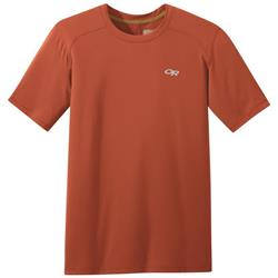 Outdoor Research Deception SS Tee - Mens-Burnt Orange
