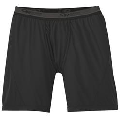 Outdoor Research Echo Boxer Briefs - Mens-Black / Pewter