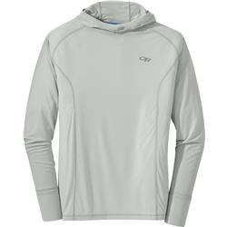 Outdoor Research Echo Hoody - Mens-Alloy
