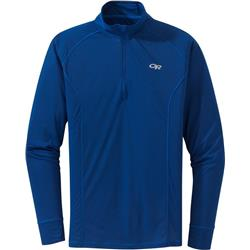 Outdoor Research Echo Quarter Zip - Mens-Baltic