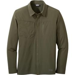 Outdoor Research Ferrosi Shirt Jacket - Mens-Fatigue