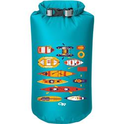 Graphic Dry Sack 15L - Paddle Party