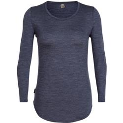 Solace Merino LS Scoop - Womens