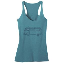 Outdoor Research Tailgate Tank - Womens-Washed Peacock