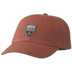 Outdoor Research Trad Dad Hat-Happy Camper / Burnt Orange