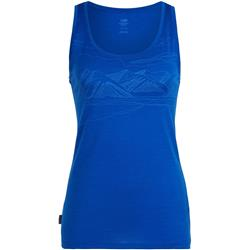 Tech Lite Tank Coronet Peak - Womens