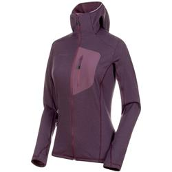 Mammut Aconcagua Light ML Hooded Jacket - Womens-Galaxy Melange