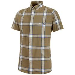 Mammut Mountain Shirt - Mens-Olive / Linen / Surf
