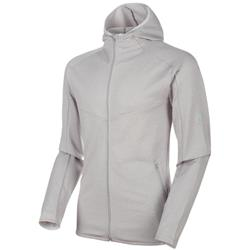 Mammut Nair ML Hooded Jacket - Mens-Highway Melange