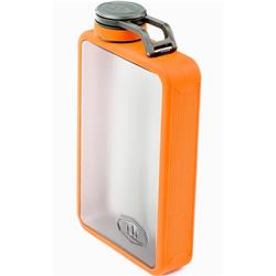 GSI Outdoors Boulder Flask - Orange-Not Applicable