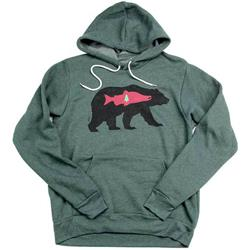 Westcoastees Tree Bear Hoodie - Unisex-Not Applicable