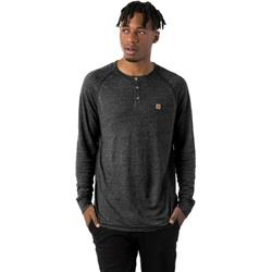 tentree Boulder Hemp Longsleeve - Mens -Phantom