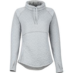 Marmot Annie LS - Womens-Bright Steel