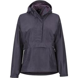 Marmot Bennu Anorak - Womens-Purple