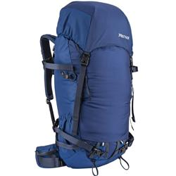 Marmot Eiger 42L-Estate Blue / Total Eclipse