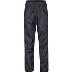 "Marmot PreCip Eco Full Zip Pants, 32"" Inseam - Mens-Black"