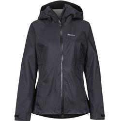Marmot PreCip Stretch Jacket - Womens-Black