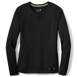 Smartwool Merino 150 Baselayer LS - Womens-Black