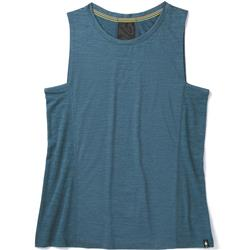 Smartwool Merino Sport 150 Tank - Womens-Marlin Blue Heather