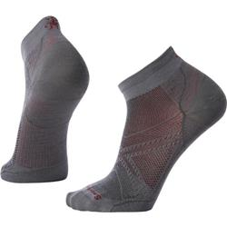 Smartwool PhD Run Ultra Light Low Cut Socks - Unisex-Graphite