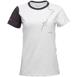 Black Diamond Belationship Tee - Womens-Alloy