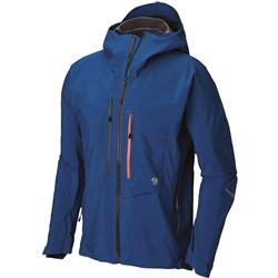 Mountain Hardwear Exposure/2 GTX Pro Jacket - Mens-Nightfall Blue