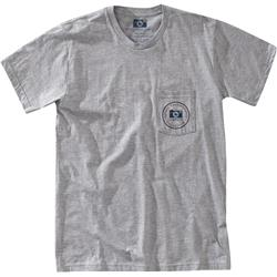 Hippy Tree Collective Tee - Mens-Heather Grey