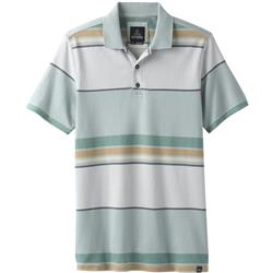 Prana Dominic Polo - Mens-Agave